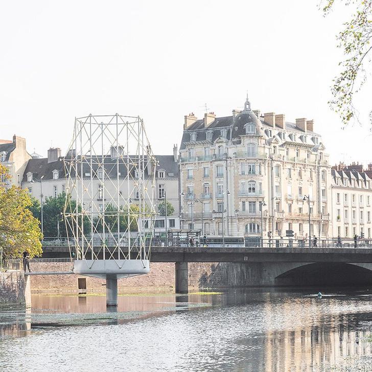 Фото №1 - Cмотровая площадка по дизайну братьев Буруллек во Франции