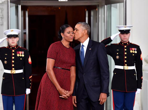 Фото №3 - Неожиданный секрет долгого брака Мишель и Барака Обамы