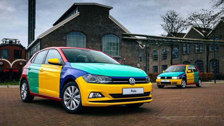 Фото №1 - Volkswagen возродил клоунский автомобиль