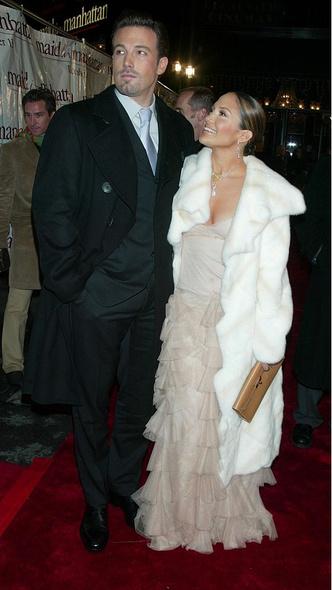 Фото №3 - 19 лет спустя: сравниваем два официальных дебюта Бена Аффлека и Дженнифер Лопесв качестве пары