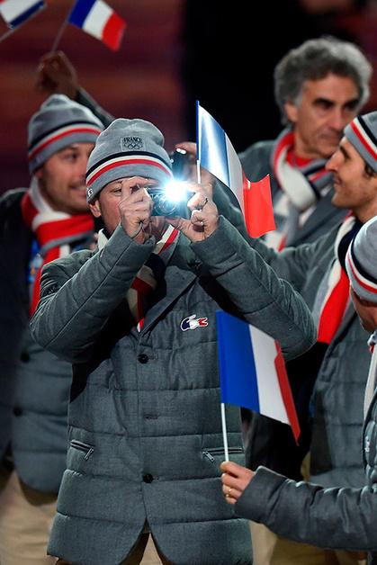 Олимпиада, Олимпийские игры, Сочи-2014, Франция