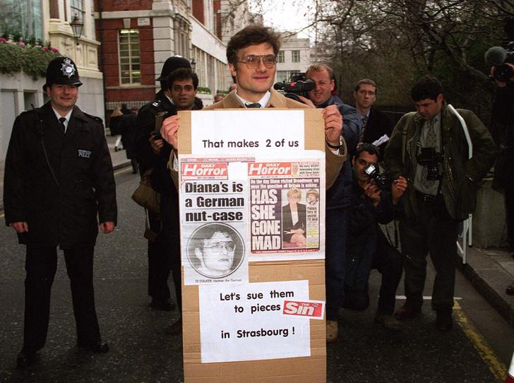 Фото №7 - Королевский сталкинг: кто и зачем пытался проникнуть в Букингемский дворец