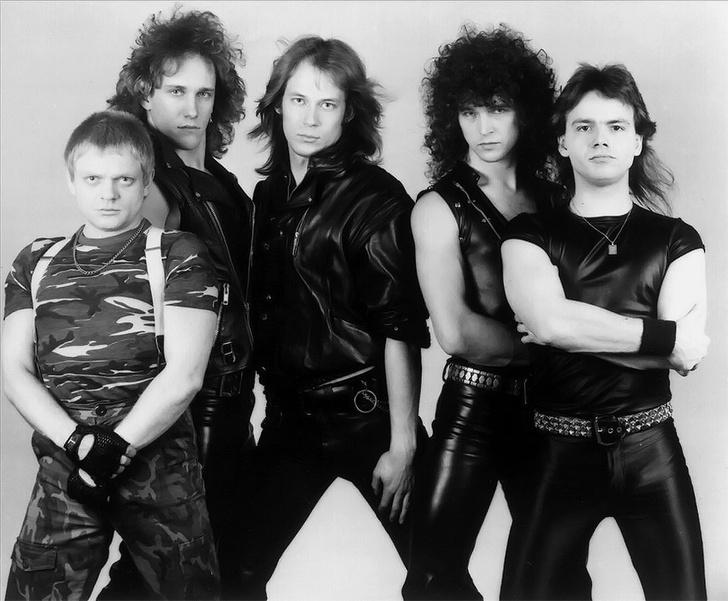 Фото №1 - История одной песни: «Balls to the Wall» Accept, 1983