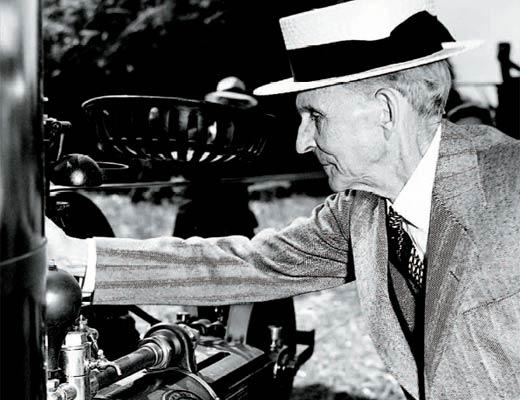 Фото №1 - Генри Форд, король всея Америки