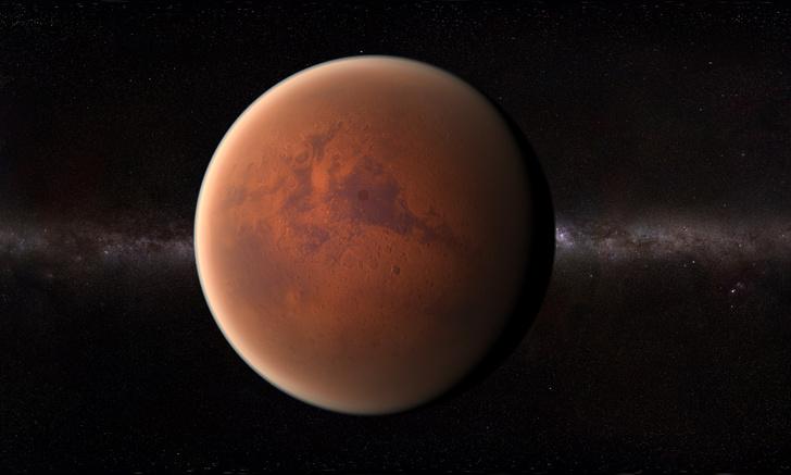 Фото №1 - Ученые рассказали, чем грозит полет на Марс