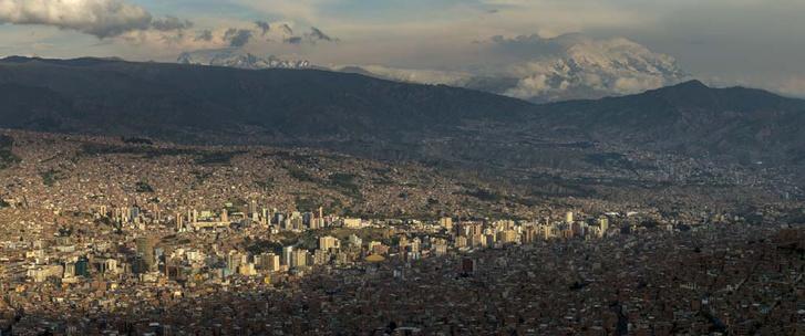Фото №3 - В разреженном воздухе: 7 самых высокогорных населенных пунктов мира