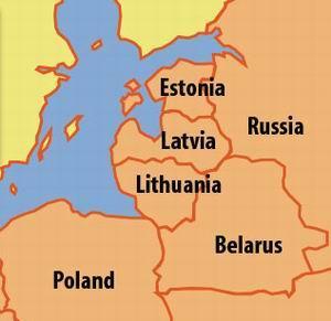 Фото №1 - Литовские издатели утопили Калининградскую область