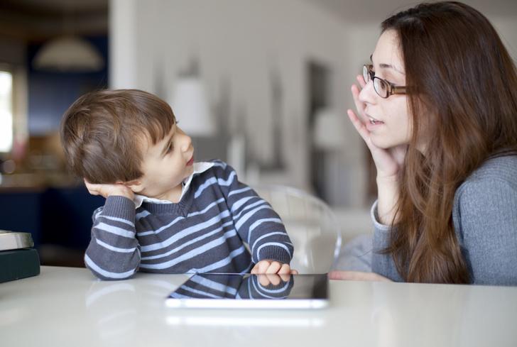 Фото №1 - Как объяснить ребенку, чем мальчик отличается от девочки