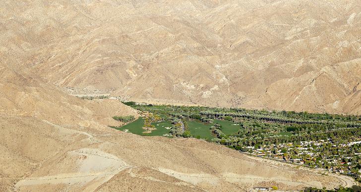 Фото №1 - Засуха в Калифорнии