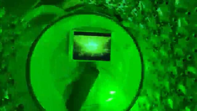 Фото №1 - Как устроить дискотеку в стиральной машине (японское видео)