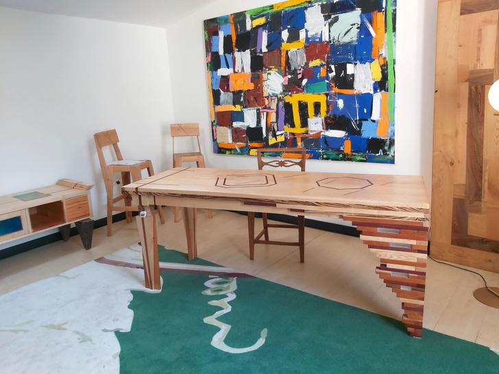 Фото №11 - Выставка Ro Collectible Design 2021 в галерее Россаны Орланди
