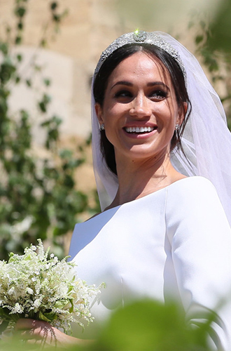 Фото №6 - Почему Меган не появляется в тиарах со дня свадьбы