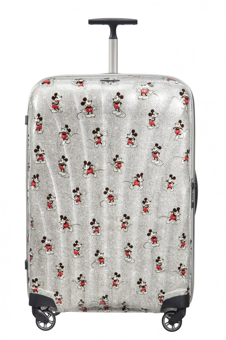 Фото №1 - Samsonite представляет лимитированную коллекцию чемоданов с изображением знаменитого героя Disney