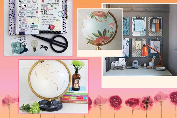 Фото №3 - 5 советов, как красиво оформить рабочее место