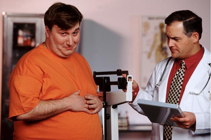 Фото №1 - 5 причин, почему ты толстеешь, не связанных с едой