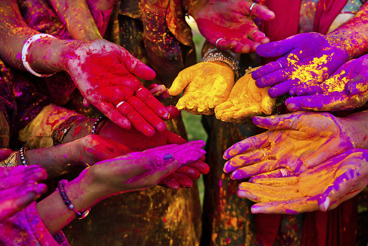 Фото №1 - Все люди на планете воспринимают цвета одинаково