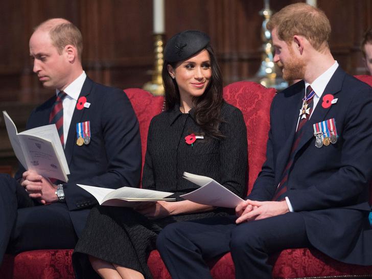 Фото №3 - Королевская дерзость: что Уильям сказал Меган при первой встрече