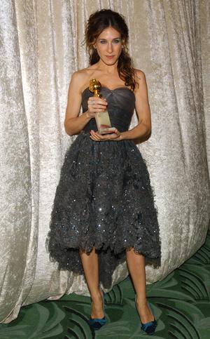 Фото №21 - Легенды «Золотого глобуса»: самые знаменитые наряды в истории премии