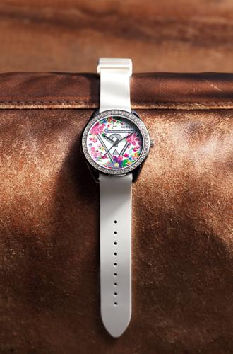 Фото №5 - Считанные минуты: встречай весну вместе с GUESS Watches