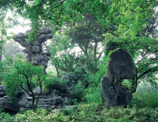 Фото №1 - Небесные сады Поднебесной