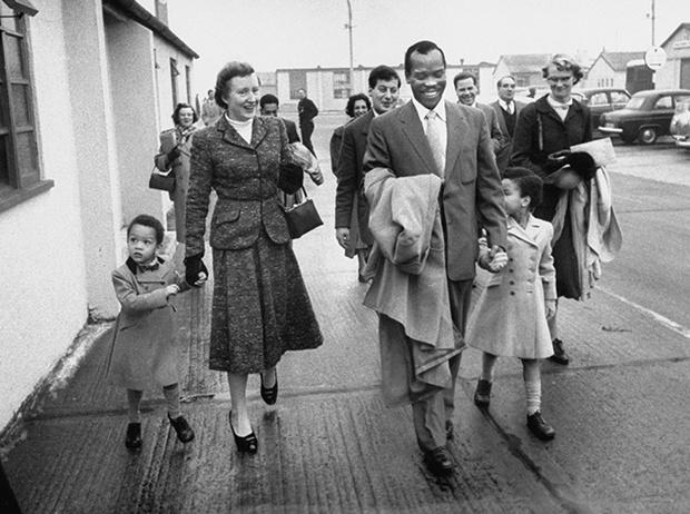Фото №9 - Руфь и Серетсе: любовь, изменившая Африку