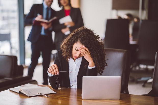 Фото №2 - Пять самых страшных снов про работу и как их истолковать