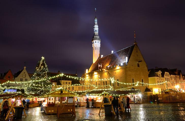 Фото №1 - 7 лучших мест зимней Эстонии