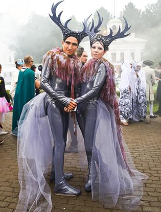 Фото №2 - В Москве пройдет костюмированный бал Midsummer Night's Dream