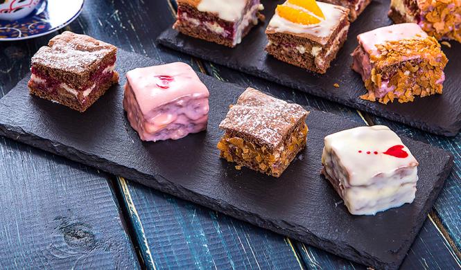 Фото №3 - Три романтичных десерта для всех влюбленных