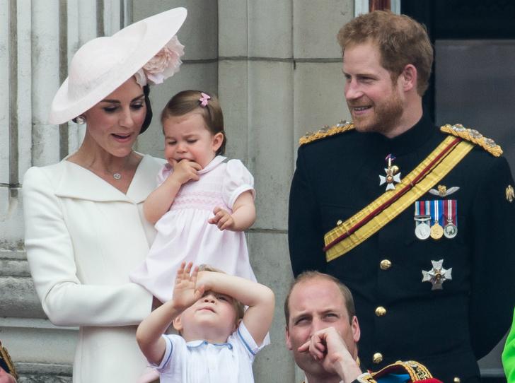 Фото №1 - Идеальный дядя: как принц Гарри общается с племянниками