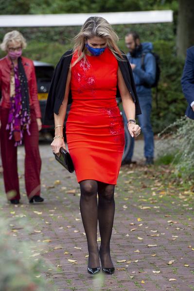 Фото №2 - Королева Нидерландов испортила классический образ нелепым бантом