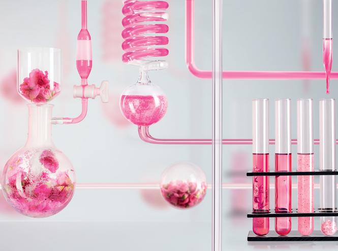 Фото №5 - Для тех, кто любит розовый (и чистую кожу): новый уход от Lancôme
