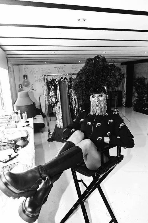 Фото №5 - Росси де Пальма: «Мой инстаграм— это мой персональный сад, вкоторый яприглашаю гостей»