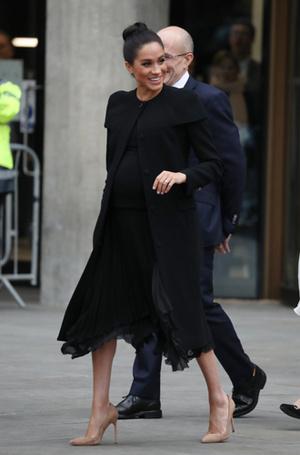 Фото №24 - Стильная беременность Меган Маркл: главные модные предпочтения герцогини