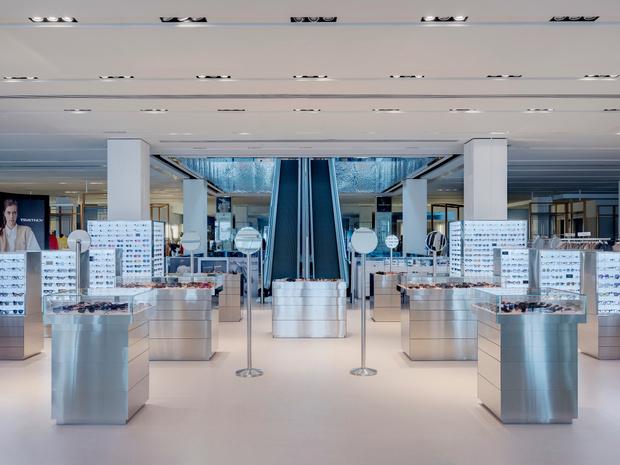 Фото №4 - Обновленный корнер Ochki Boutique в универмаге «Цветной»