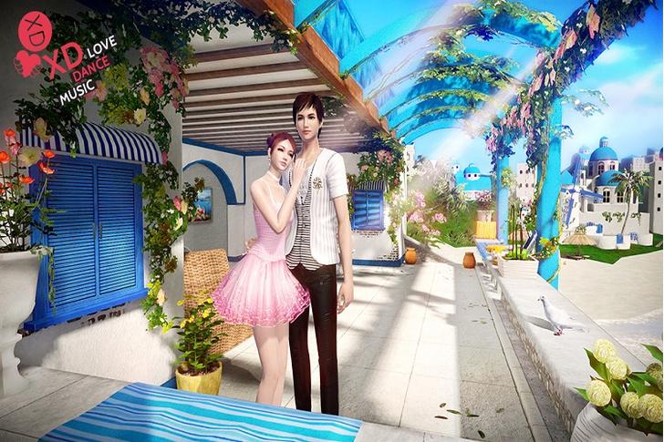 Фото №4 - В России выйдет танцевальный симулятор жизни XD: Love Dance Music