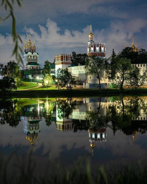 Фото №7 - Семь холмов: куда пойти погулять в Москве 🏰