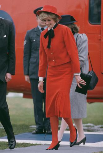 Фото №4 - Как принцесса Диана носила цветные колготки