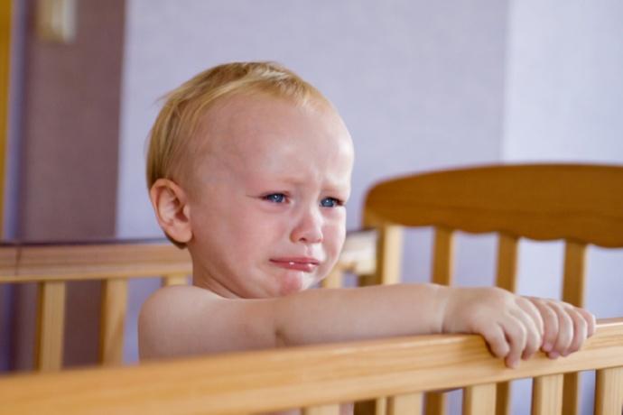 Мой ребенок всегда плачет!