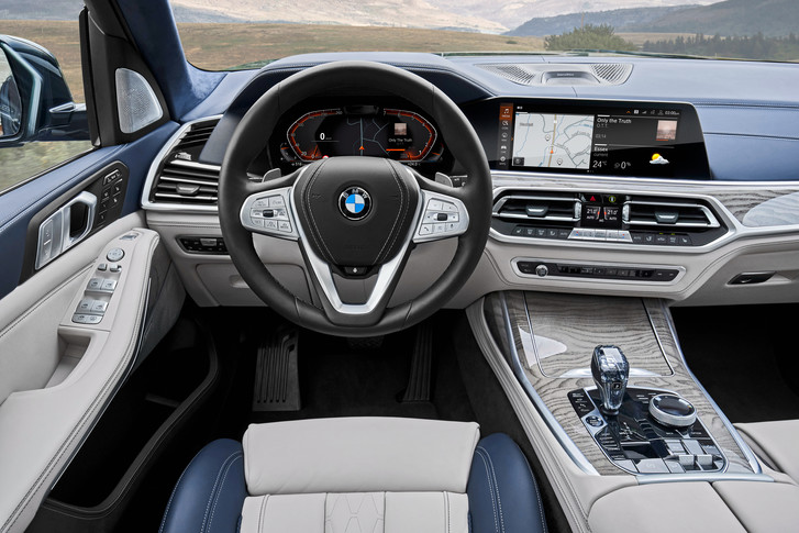 Фото №6 - Восемь убойных фактов о BMW X7