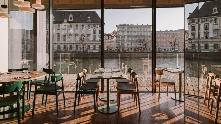 Фото №6 - Ресторан с видом на реку в Ворцлаве