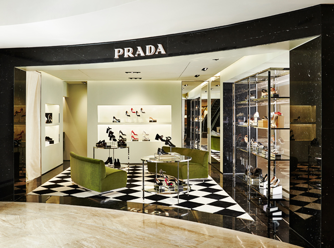 Фото №1 - Prada открывает новый бутик в Москве