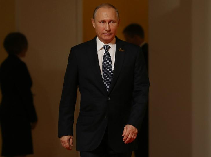 Фото №1 - Владимир Путин объявил нерабочей неделю с 30 марта по 5 апреля