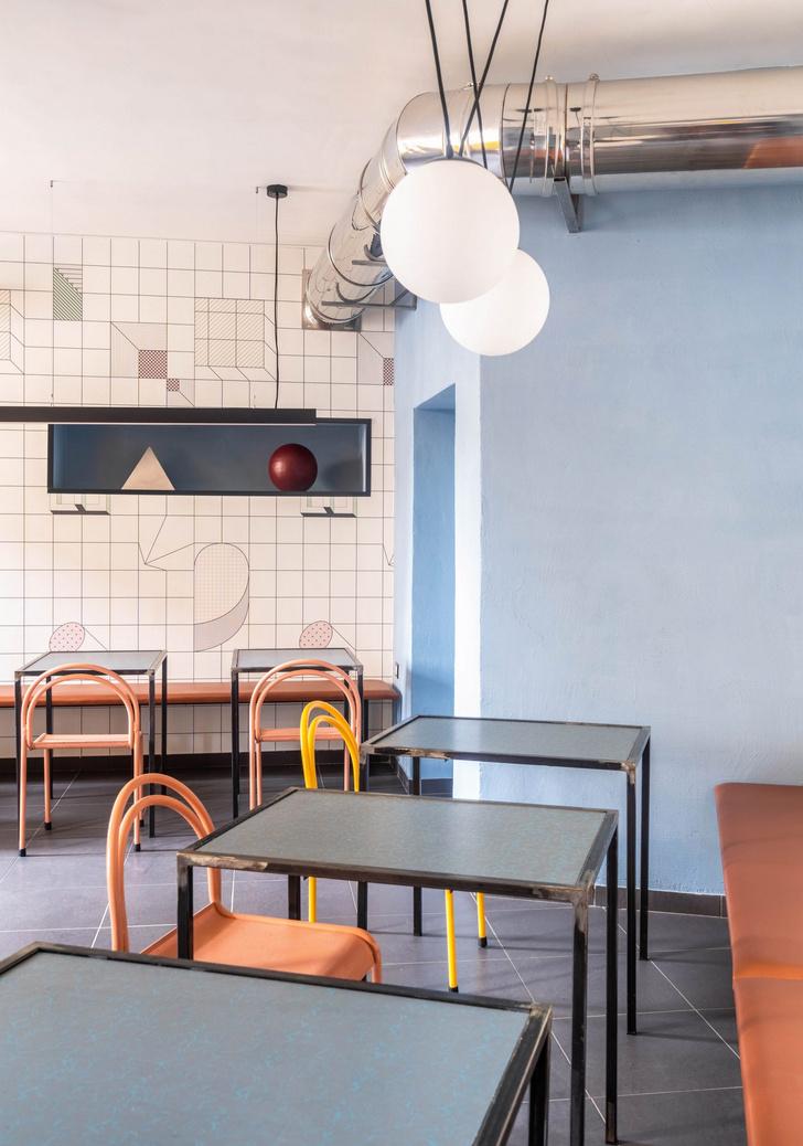 Фото №7 - Уютный ресторан Tre De Tutto в Риме