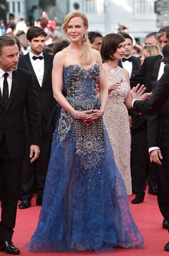 Фото №75 - Королева Канн: все модные образы Николь Кидман за историю кинофестиваля