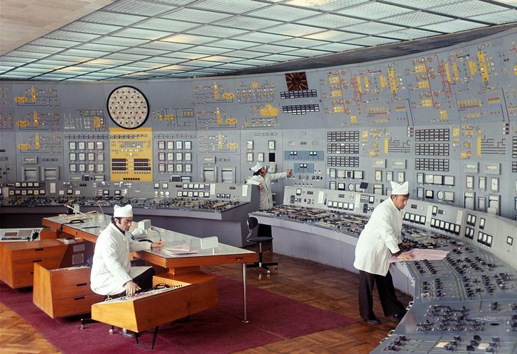 Фото №6 - Советские центры управления электростанциями: 16 фото для созерцания