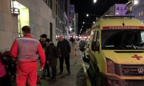 Фото №1 - Врачи петербургской «Скорой» удивили жителей Стокгольма