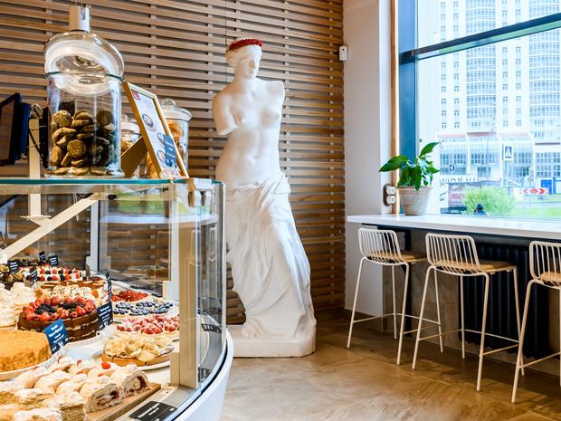 Фото №2 - Семейное кафе и атмосфера городского шика: что ждет гостей «Брусники» на Мосфильмовской