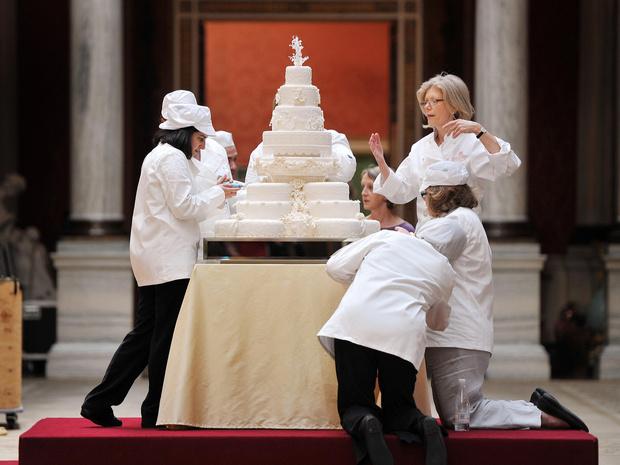 Фото №2 - Пир будущего короля: чем угощали гостей на свадьбе Уильяма и Кейт