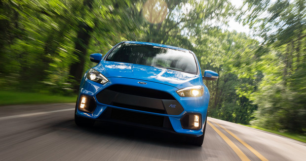 Фото №1 - Ford похоронил самый быстрый «Фокус»